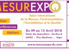 Salon International de la Mesure, l'Instrumentation, l'Accréditation et la Qualité